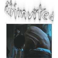 Special effects stunt performer in the Uninvited