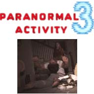 Special effects stunt performer in Paranormal Activity 3